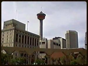 Calgary Tower 1992